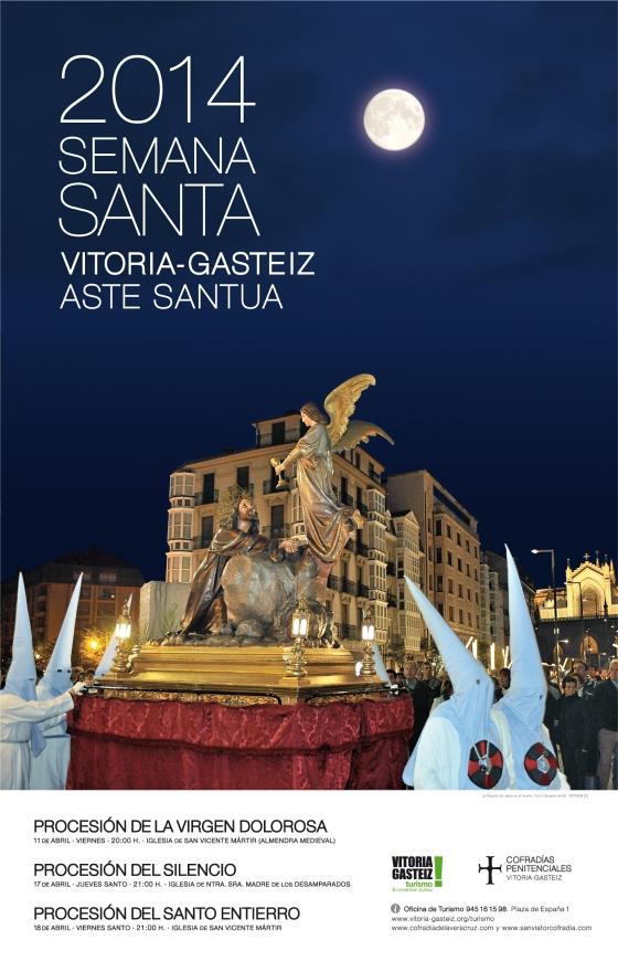 Semana Santa 2014 Vitoria